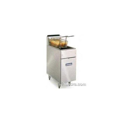 75 Lb Open Pot Fryer