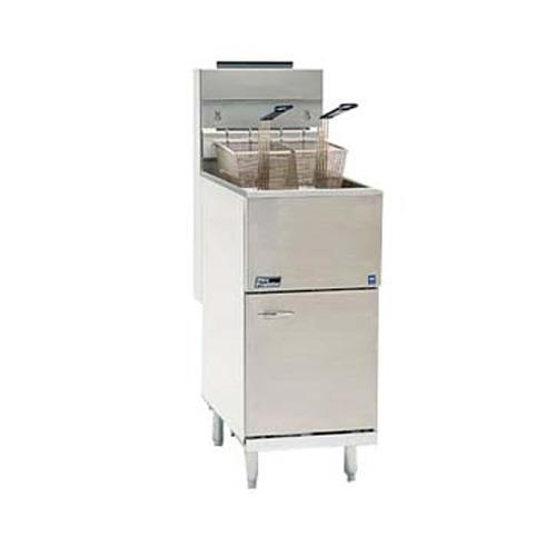 Frialator 50 Lb Commercial Gas Fryer