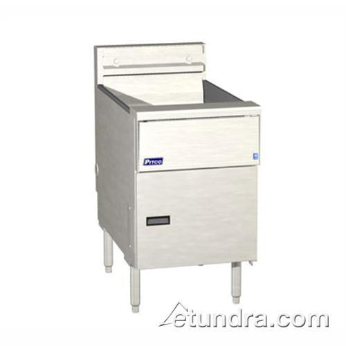 Solstice 60 Lb Electric Fryer w/ Computer Controller at Discount Sku SE148C PITSE148C