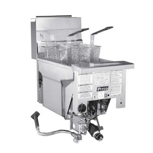 Solstice Standard Drop-In 90 Lb Gas Fryer