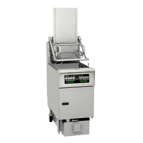 Solstice 85 Lb EZ Lift Rack Fryer w/ Solid State Controller
