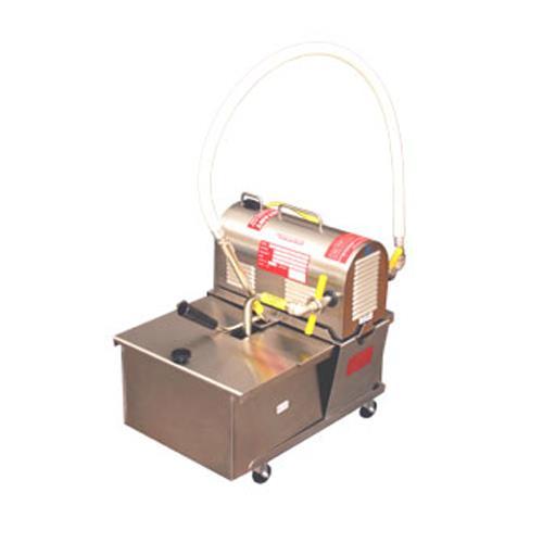 65 lb Fryer Filtrator