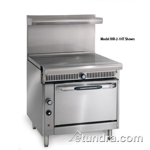"Diamond Series 36"" French Top w/ Standard Oven at Discount Sku IHR-1FT IMPIHR1FT"