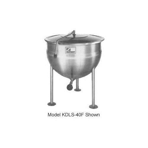 60 Gallon Direct Steam Kettle at Discount Sku KDLS-60F SOUKDLS60F