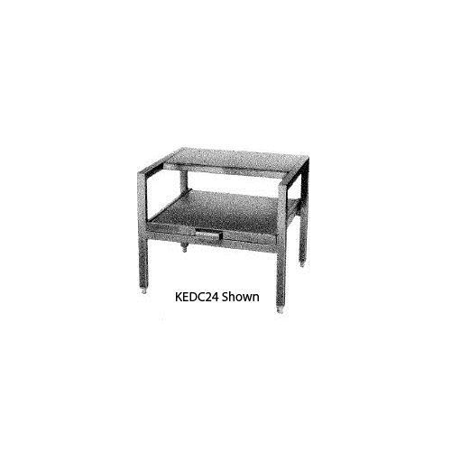 """24"""" Countertop Steam Kettle Stand at Discount Sku KEDC-24 SOUKEDC24"""