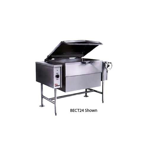 Crown Steam Ets 30 30 Gallon Electric Floor Skillet