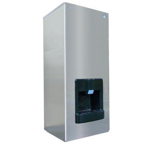 Serenity Series 439 Lb Mobile Ice Maker/Dispenser