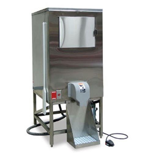 Ice Bagging System w/ 1,078 Lb Storage at Discount Sku HCD-1000B HOHHCD1000B