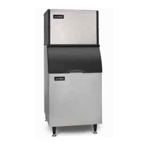 Ice Series Air Cooled 505lb Half Cube Ice Machine w/510 lb Bin at Discount Sku ICE0400HAB55PS ICEICE0400HAB55PS
