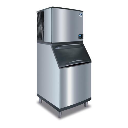 Indigo Air Cooled 1,010 lb. Ice Machine w/ 430 Lb Bin at Discount Sku IY-1004A/B-570 MANIY1004AB570