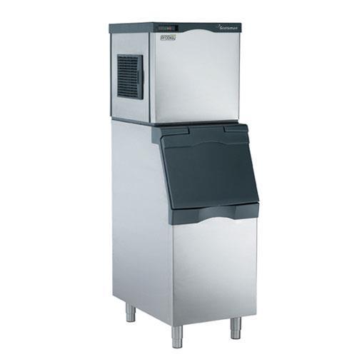 Prodigy Air Cooled 356 Lb Ice Machine w/ 370 Lb Bin at Discount Sku C0322SA-1B/B322S SCOC0322SA1AB322S