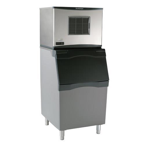 Scotsman - C0330MA-1/B330P - 400 lb Medium Cube Ice Machine ... on