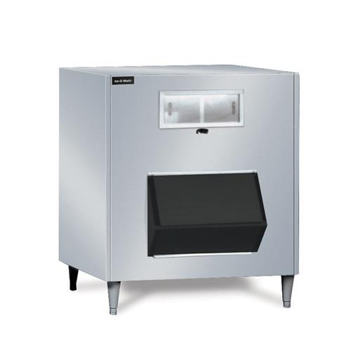 1,142 Lb Ice Storage Bin w/ Stainless Steel Door at Discount Sku B120SS ICEB120SS