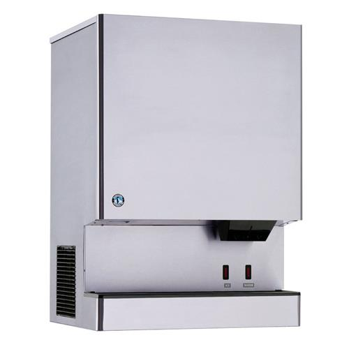 Opti-Serve Water Cooled 744 Lb Cubelet Ice Maker/Dispenser at Discount Sku DCM-751BWH-OS HOHDCM750BWHOS