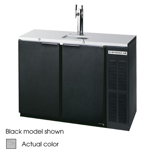48 in Stainless Steel Draft Beer Dispenser