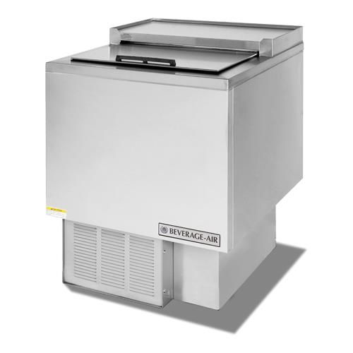 24 in Stainless Steel Glass & Plate Chiller