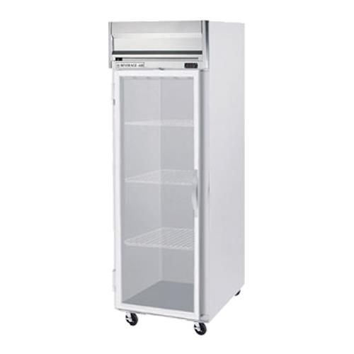 H Spec Series 1 Glass Door Freezer