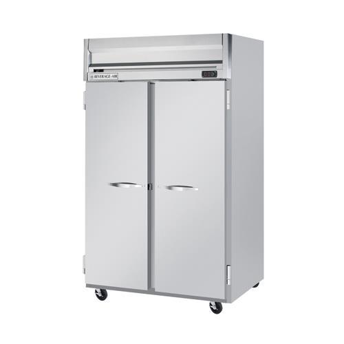 Beverage air hf2 1s h series 2 door freezer etundra for 1 door freezer