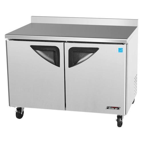 SuperDeluxe 2 Door 48in Freezer