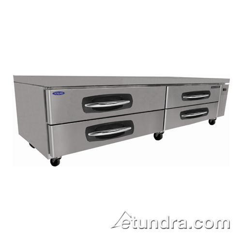 """AdvantEDGE 96"""" Refrigerated Chef Base at Discount Sku NLCB96 NORNLCB96"""