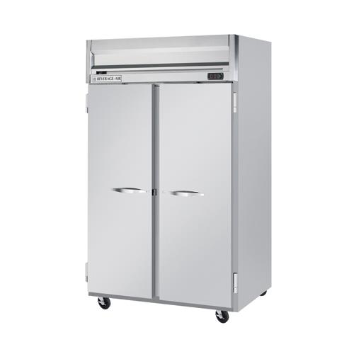 HR Series 2 Solid Door Reach-In Refrigerator