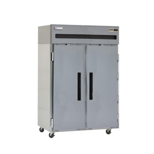 Delfield 6151xl S 2 Section Solid Door Reach In