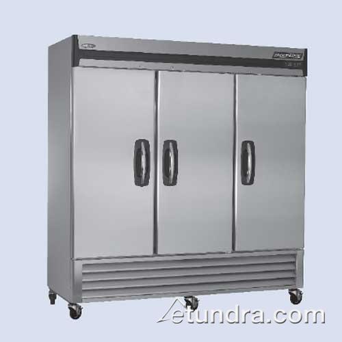 AdvantEDGE 3 Door Reach-In Refrigerator at Discount Sku NLR72-S NORNLR72S