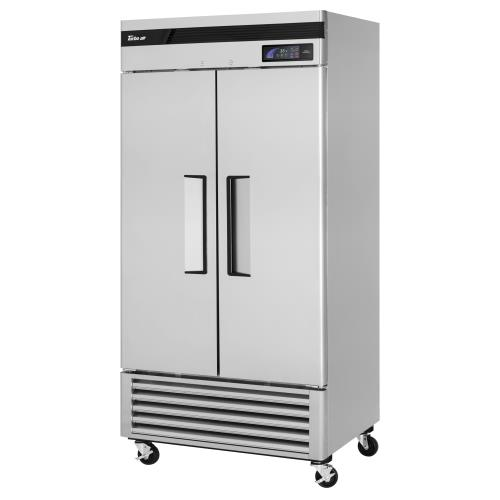 Super Deluxe 2-Door Reach-In Refrigerator