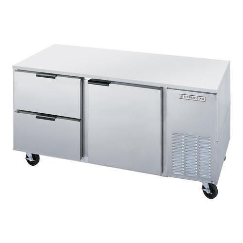 67 In Undercounter Refrigerator