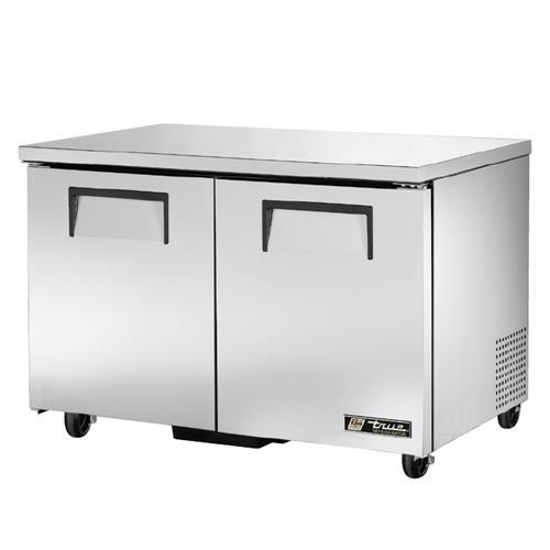 True Tuc 48 Hc 2 Door 48 Quot Undercounter Refrigerator