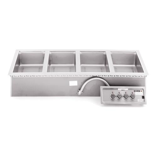Built-In (4) Pan Thermostatic Warmer at Discount Sku MOD400T WELMOD400T