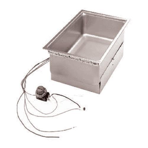 Built-In Thermostatic Single Pan Warmer w/ Drain at Discount Sku SS206TDU WELSS206TDU