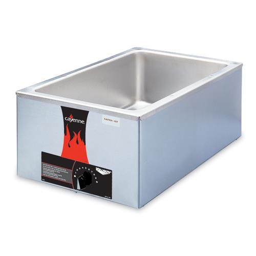 Cayenne Full Size Countertop Food Warmer at Discount Sku 72000 VOL72000