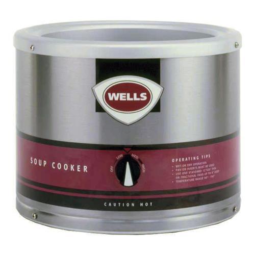 Cook N' Hold 11 Qt. Soup Cooker at Discount Sku LLSC-11 WELLLSC11