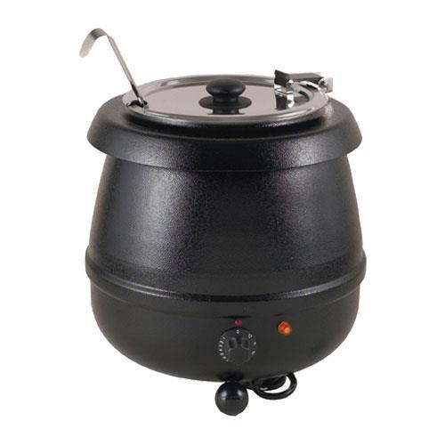 Electric Soup Warmer ~ Alfa sw  qt electric soup warmer etundra