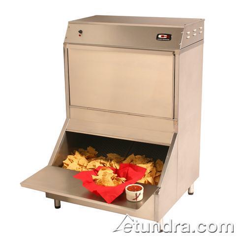 Heated Chip Warmer at Discount Sku CW4 CARCW4