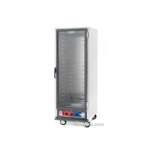 C5 1 Series Heated Holding & Proofing Cabinet w/Full Size Clear Polycarbonate Door at Discount Sku C519-CFC-4 METC519CFC4