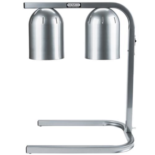 heat lamp freestanding heat lamp 6 in adjustment 2 infrared bulbs. Black Bedroom Furniture Sets. Home Design Ideas