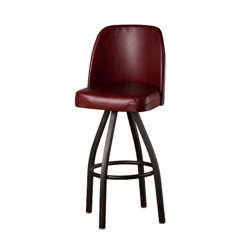 Oak Street Sl2136 Wine Wine Bucket Seat Barstool W