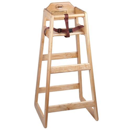 winco chh 601 bar height high chair etundra. Black Bedroom Furniture Sets. Home Design Ideas