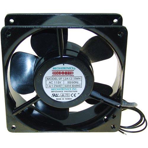Axial Fan Parts : Vulcan hart  v axial cooling fan etundra