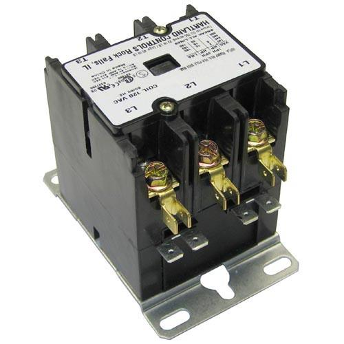 Electrical pole parts