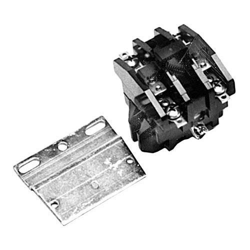 24 Volt 2-Pole Contactor at Discount Sku 41NB20AJM 441151