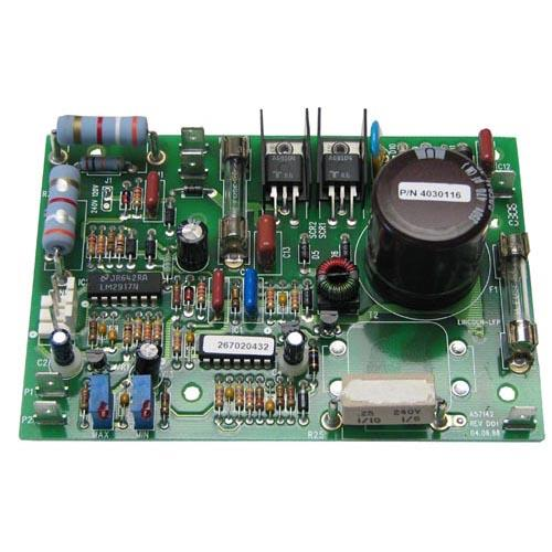 """Lincoln Foodservice Products: 3 5/8"""" X 5 1/8"""" Conveyor Control Board"""
