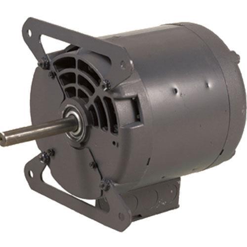 Commercial 6 1 2 x6 3 4 single speed 1 2 hp blower motor for 1 hp blower motor