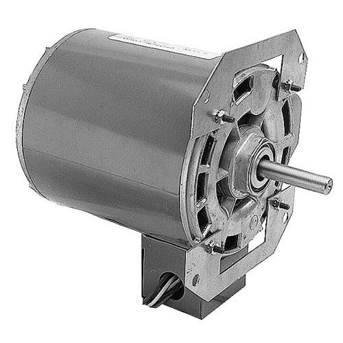 Commercial 6 1 2 x6 3 4 single speed 1 2 hp blower motor for 2 hp blower motor