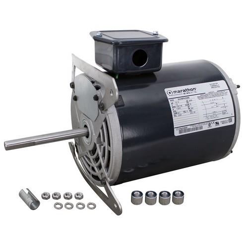 Southbend 4440572 115v two speed convetion oven motor for Convection oven blower motor