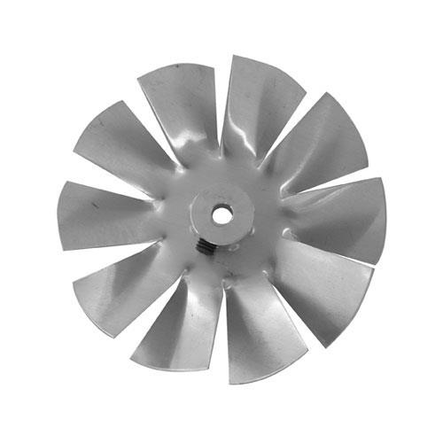 Electric Motor Fan Blades : Alto shaam fa metal fan blade etundra