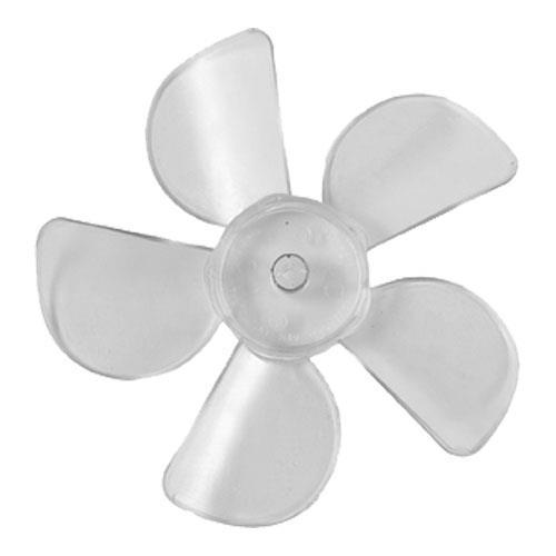 Commercial 282323 5 1 2 in plastic fan blade etundra for Plastic fan blades for electric motors