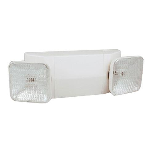 Commercial Electric Light Parts: Emergency Light System W/ Battery Backup